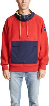 Polo Ralph Lauren Hi Tech Hybrid Fleece Hoodie