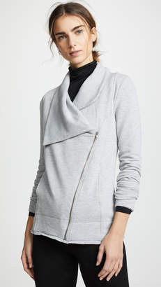 Z Supply The Feathered Fleece Jacket
