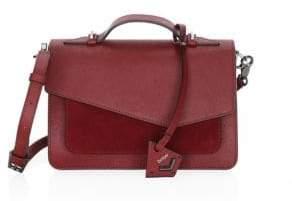 Botkier New York New York Women's Cobble Hill Crossbody Bag - Bordeaux