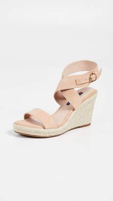 Stuart Weitzman Lexia Wedge Sandals