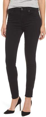 7 For All Mankind b(air) High Waist Skinny Jeans
