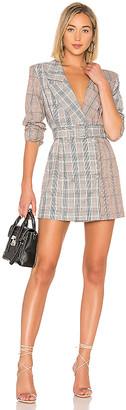 Lovers + Friends Kimber Blazer Dress