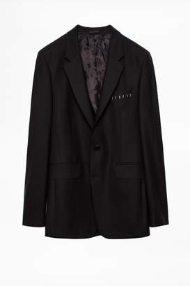 Zadig & Voltaire Valmo Staple Jacket