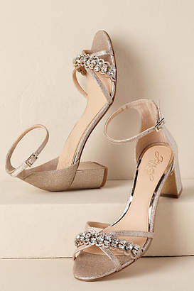 Badgley Mischka Giona Block Heels