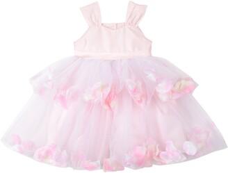 Pippa & Julie Tiered Petal Dress