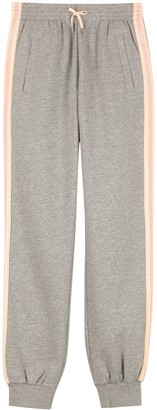 Chloé Contrasting Side Stripes Trousers