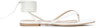 Brother Vellies Tyla flat sandals