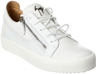Giuseppe Zanotti Frankie Leather Sneaker