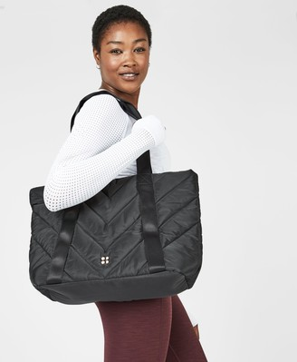Sweaty Betty Icon Quilted Everyday Bag