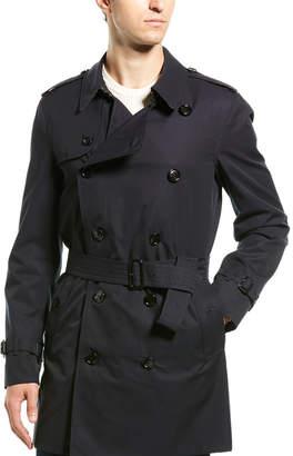 Burberry Chelsea Short-Length Trench Coat