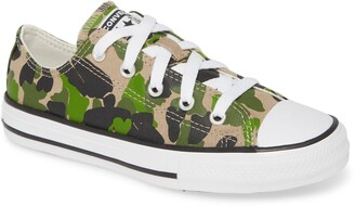 Converse Chuck Taylor(R) All Star(R) Camo Low Top Sneaker
