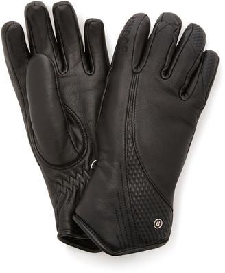 Bogner Meli Leather Down Gloves