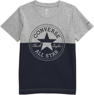 Converse Spliced Chuck Patch Graphic Tee