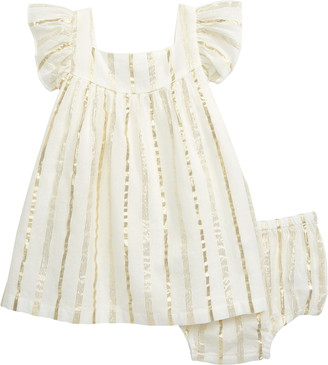 Tucker + Tate Sparkle Stripe Dress