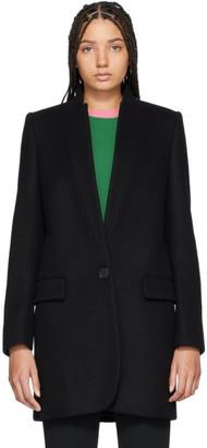 Stella McCartney Black Bryce Coat