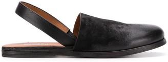 Marsèll Slingback Closed-Toe Sandals