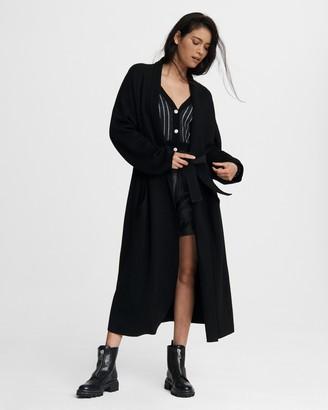 Rag & Bone Emory wool sweater coat
