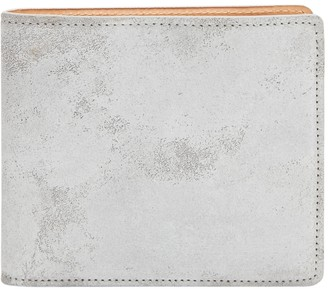 Maison Margiela Distressed Leather Wallet