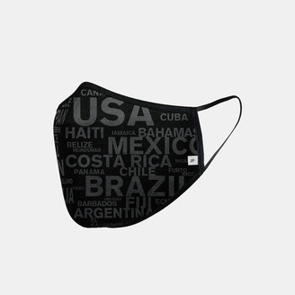 James Perse Global Graphic Mask