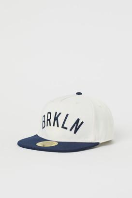 H&M Twill Cap - White