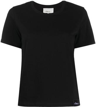 3.1 Phillip Lim logo patch T-shirt