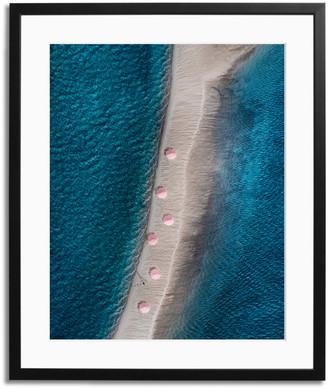Sonic Editions Kamalame Cay, Bahamas Framed Photography Print