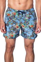 Jared Lang Swim Trunks