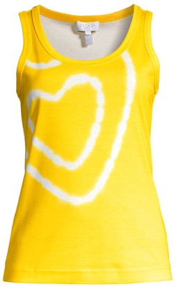 Escada Sport Graffiti Heart Tank