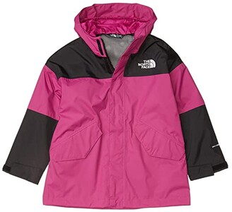 The North Face Kids Bowery Explorer Jacket (Little Kids/Big Kids) (Wild Aster Purple) Girl's Coat