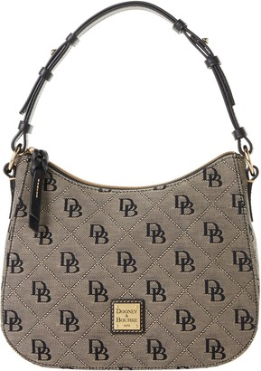 Dooney & Bourke Maxi Quilt Small Kiley Hobo