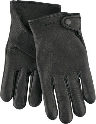 Red Wing Shoes Leather Driving Gloves