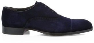 To Boot Lavery Suede Oxford Dress Shoes