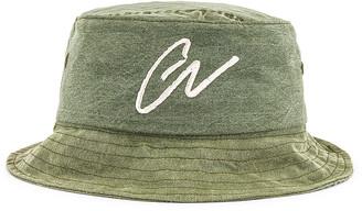 Greg Lauren GL Army Bucket Hat in Army | FWRD