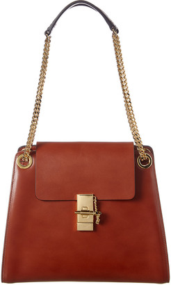 Chloé Annie Medium Leather Shoulder Bag