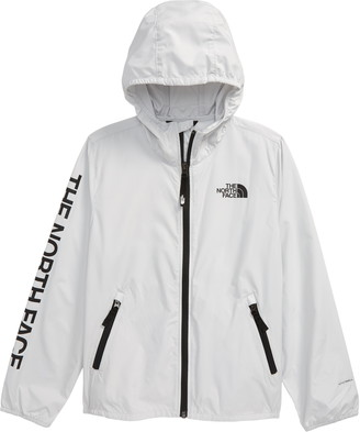 The North Face Flurry WindWall(R) Water Repellent Windbreaker Jacket