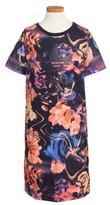 adidas-girls-rose-print-t-shirt-dress