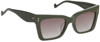 Zimmermann Cipher Cateye Sunglasses