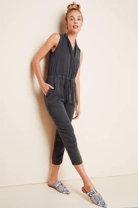Cloth & Stone Jenna Cap-Sleeved Jumpsuit