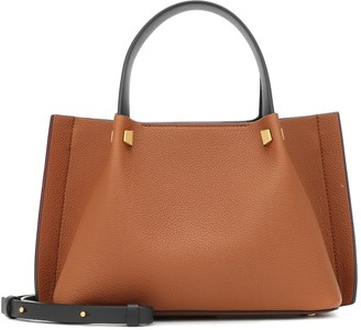 Valentino Exclusive to Mytheresa a VLOGO Escape Small leather tote