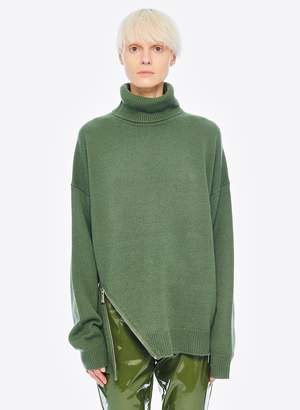 Tibi Cashmere Turtleneck