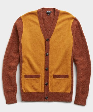 Todd Snyder Two Tone Cardigan