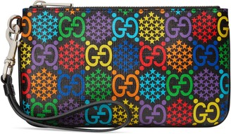 Gucci GG Psychedelic iPhone pouch