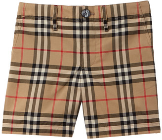 Burberry Vintage Check Tailored Short