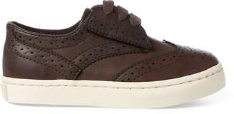 Ralph Lauren Alex Wingtip Oxford Sneaker