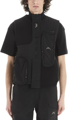 A-Cold-Wall* Padded Pocket Rib Vest