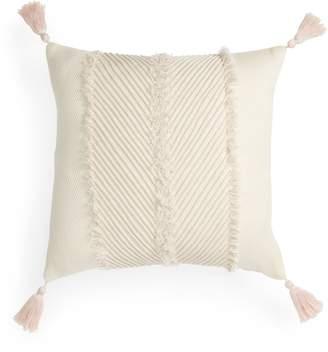 Kristin Cavallari Uncommon James by Tassel Pillow Cover