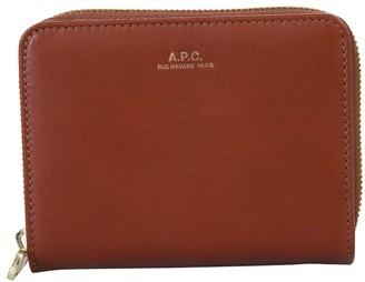 A.P.C. Emmanuelle Compact Wallet