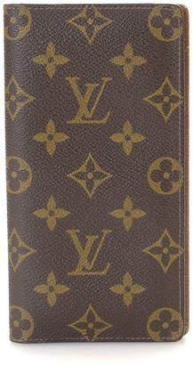 Louis Vuitton Monogram Breast Pocket Wallet - Vintage