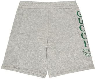 Gucci Kids Jersey shorts