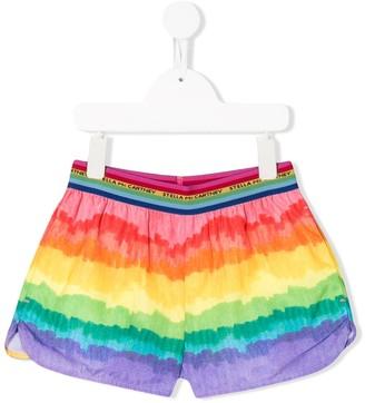 Stella McCartney Rainbow Shorts